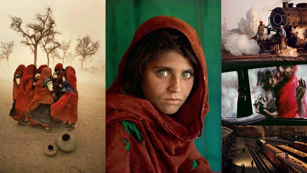 Steve McCurry Feature Image