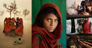 Steve McCurry Feature Image