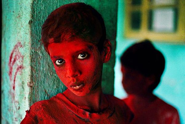 Steve McCurry Portraits