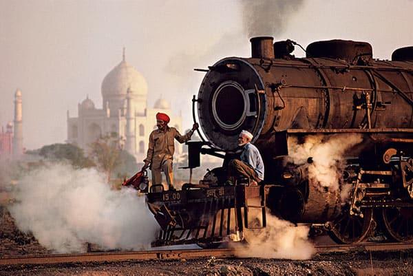 Train, Steve McCurry