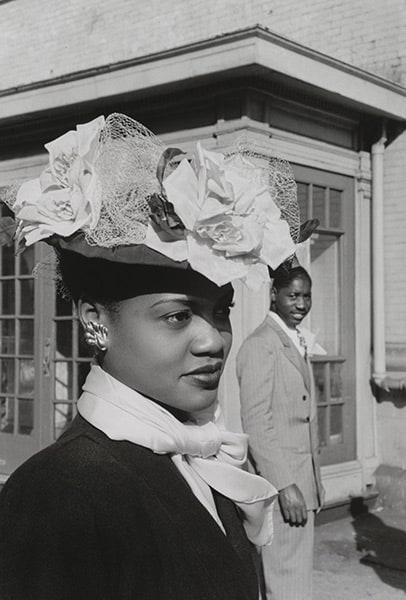 Henri Cartier-Bresson, Harlem
