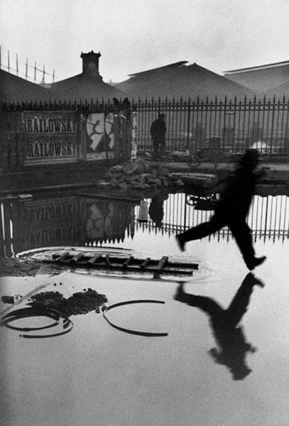 Henri Cartier-Bresson, Gare Saint Lazare
