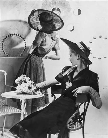 Summer Hats, Photographer Horst