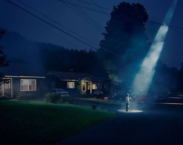 Gregory Crewdson, Twilight