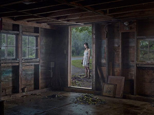 Gregory Crewdson, The Shed