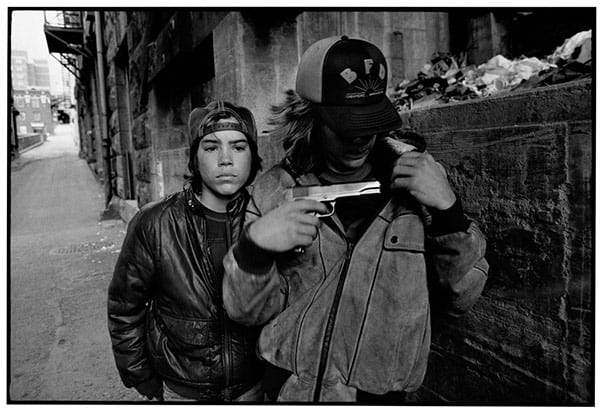 Rat and Mike, Mary Ellen Mark