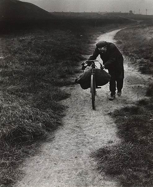 Coal Searcher, Bill Brandt