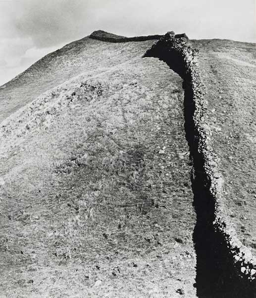 Hadrian's Wall, Bill Brandt