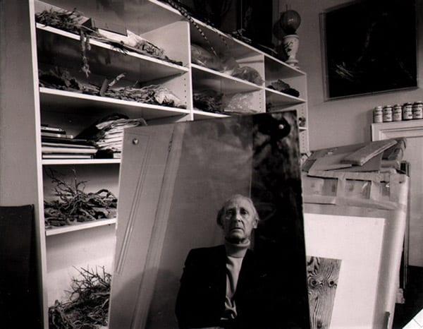 Bill Brandt Portrait, 1970