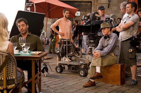 Woody Allen Filmmaking Quotes