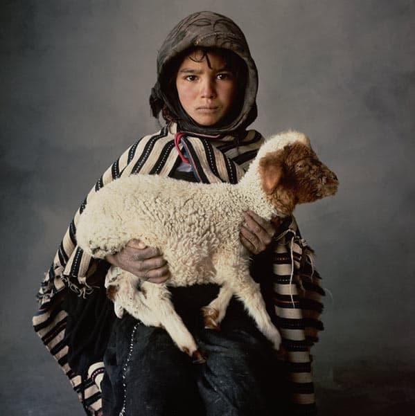 Shepherdess, Irving Penn