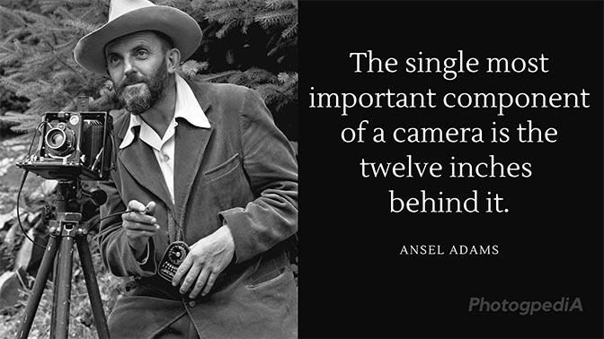 Ansel Adams Quotes 3