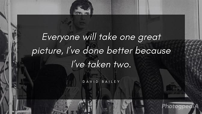 David Bailey Quotes 1
