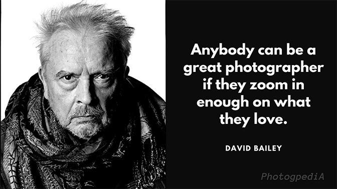 David Bailey Quotes 4