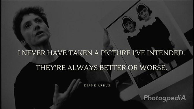 Diane Arbus Quotes 2