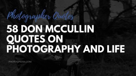 Don McCullin Quotes