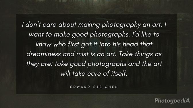 Edward Steichen Quotes 2