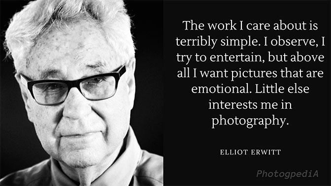 Elliot Erwitt Quotes 2