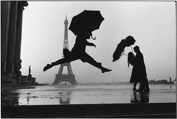 Paris, Elliot Erwitt
