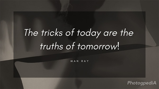 man ray quotes 2