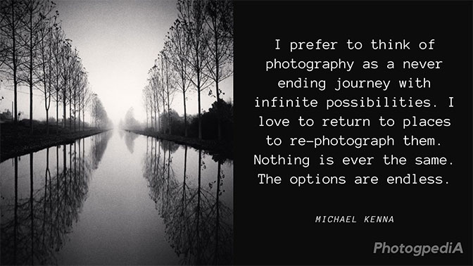 Michael Kenna Quotes 2