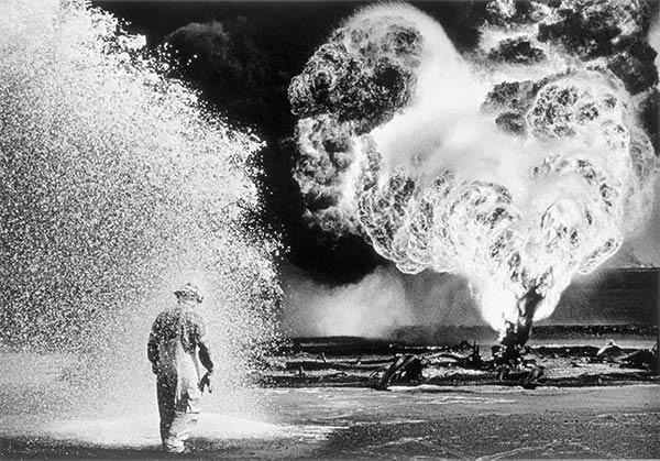 Oil Workers, Salgado