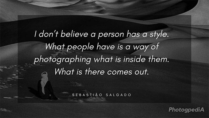 Sebastiao Salgado Quotes 1