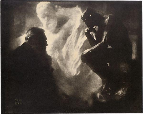 Rodin, Thinking