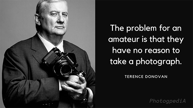 Terence Donovan Quotes 2