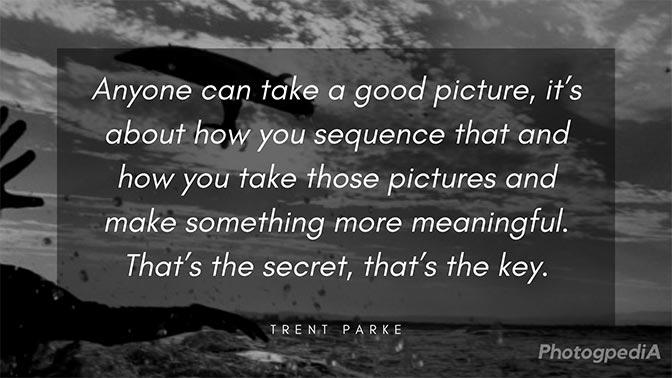 Trent Parke Quotes 1