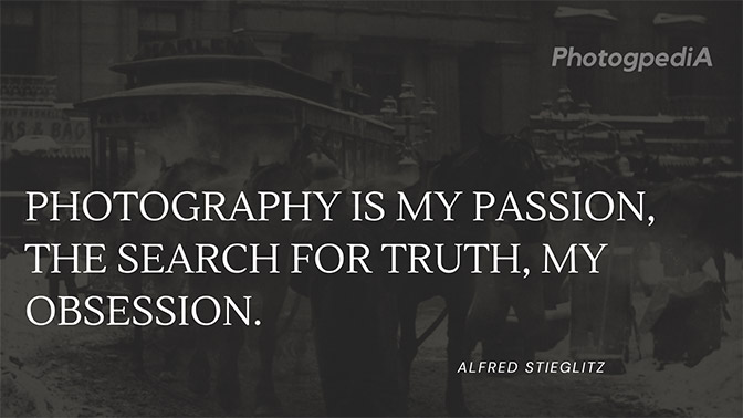 Alfred Stieglitz Quotes 2
