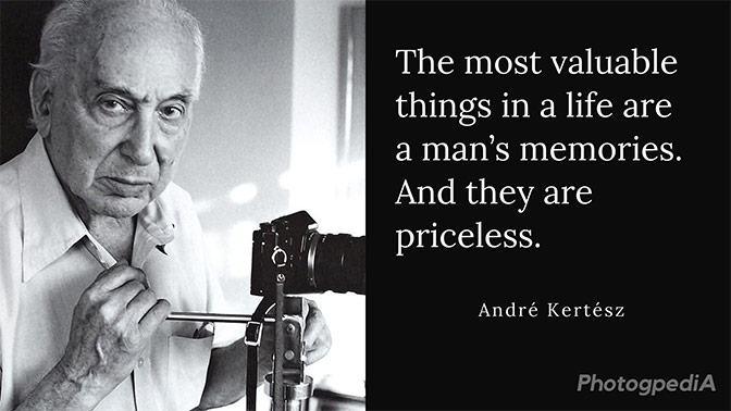 Andre Kertesz Quotes 1