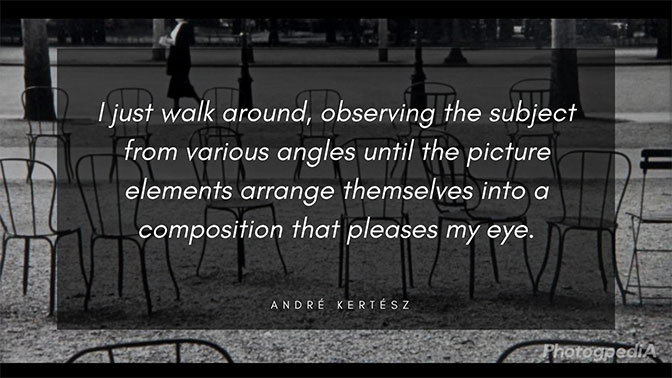 Andre Kertesz Quotes 2