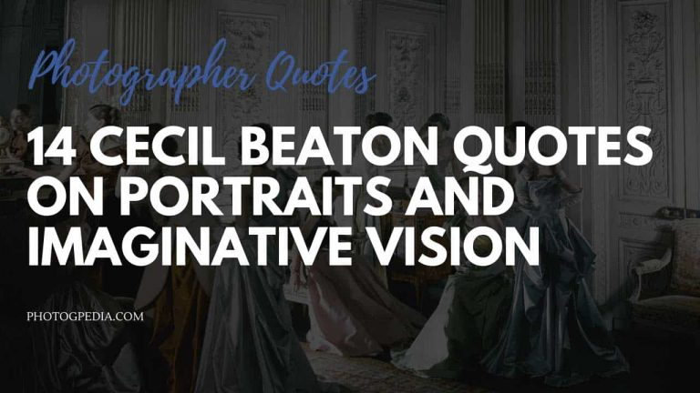 Cecil Beaton Quotes