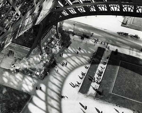 Eiffel Tower, Kertesz