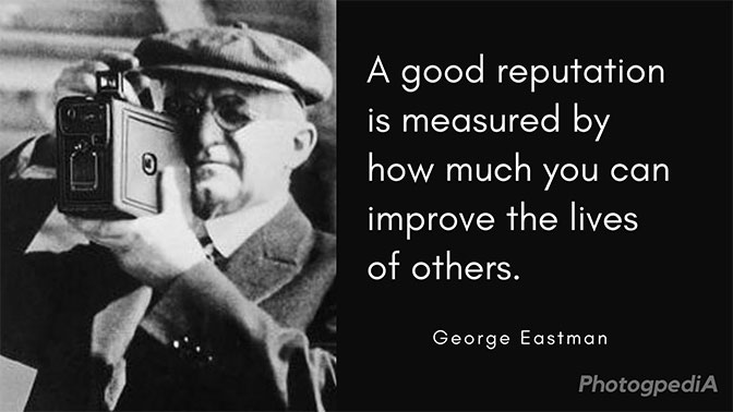 George Eastman Quotes 2