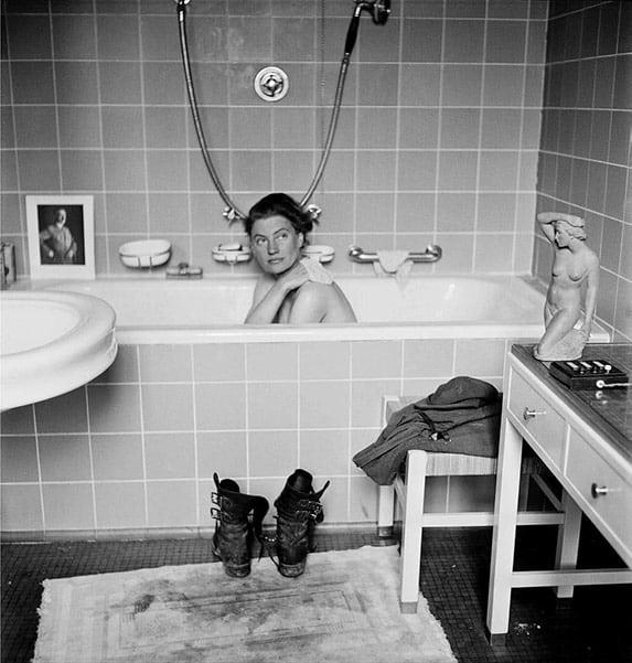 Lee Miller Hitler's Bathtub