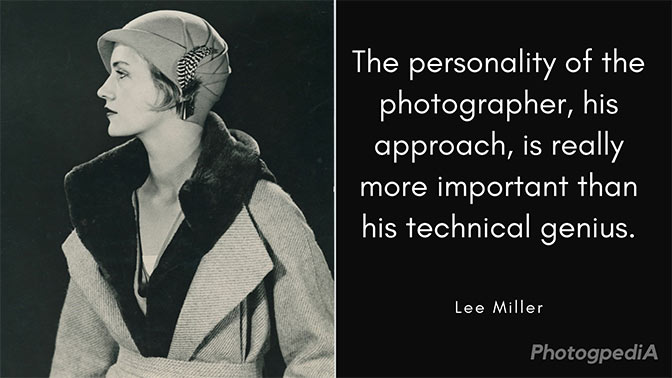 Lee Miller Quotes 1