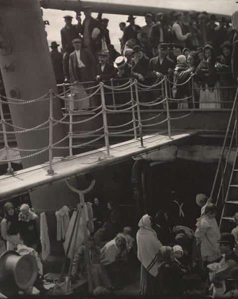 The Steerage, Stieglitz