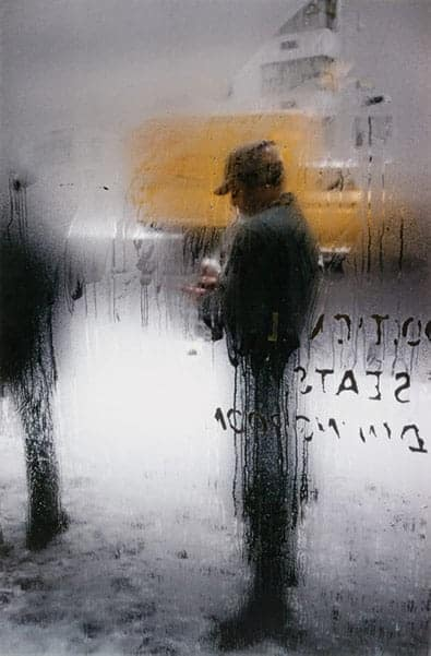 Saul Leiter, Snow