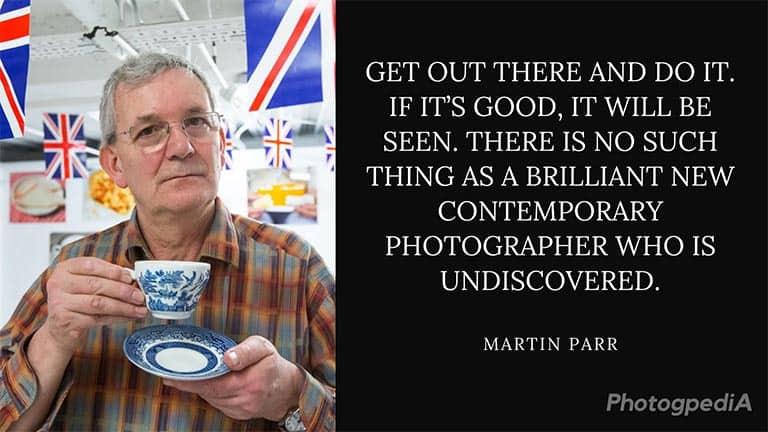 Martin Parr Quote